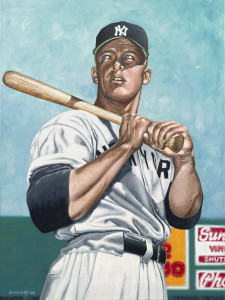 """""""Mickey Mantle Topps 1952"""""""