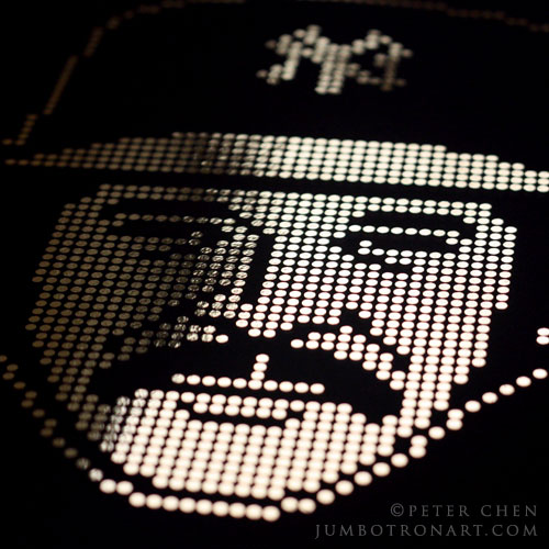 """""""Ron Guidry"""" by artist Peter Chen"""
