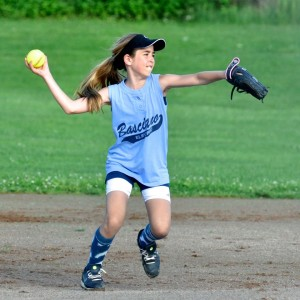 Katie Cornell enjoys playing softball, baseball and soccer, and is looking forward to helping to provide oppotunities for young aspiring baseball artists.
